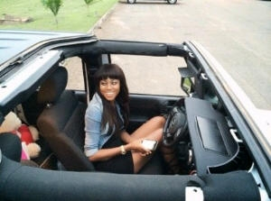 Yvonne Nelson Shows Off Her Jeep Wrangler and Her 5 Expensive Phones!